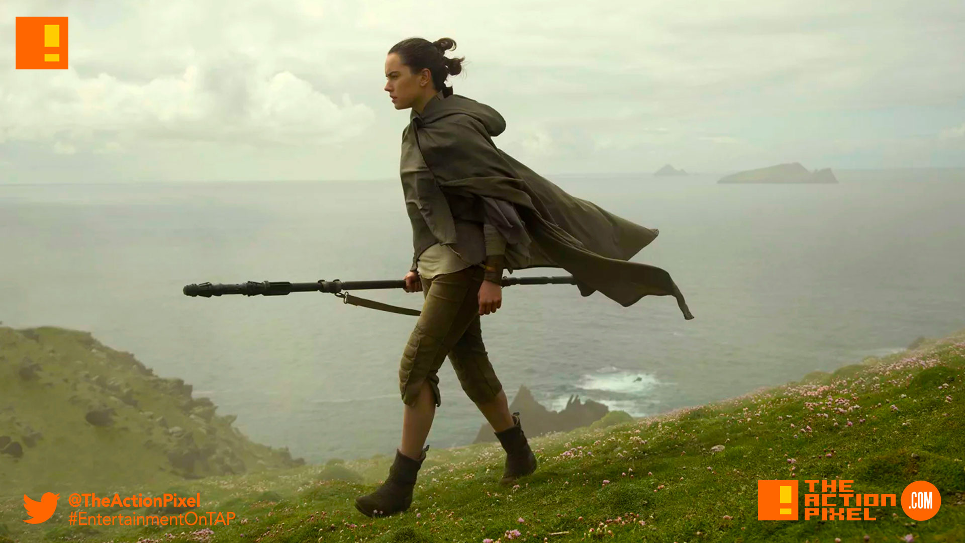 the last jedi, star wars, star wars: the last jedi, mark hamill, luke skywalker, princess leia,carrie fisher, rey,the action pixel, entertainment on tap,kylo ren, photographs,image,