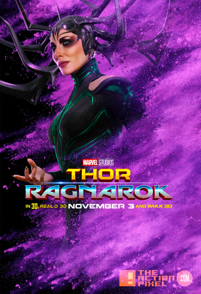 loki, thor ragnarok, hulk, ragnarok, thor, thor: ragnarok, marvel, marvel comics, tom hiddleston,chris hemsworth, david banner, entertainment on tap, the action pixel, marvel studios, teaser, trailer, teaser trailer,poster, the action pixel, hera, idris elba, odin,character poster,