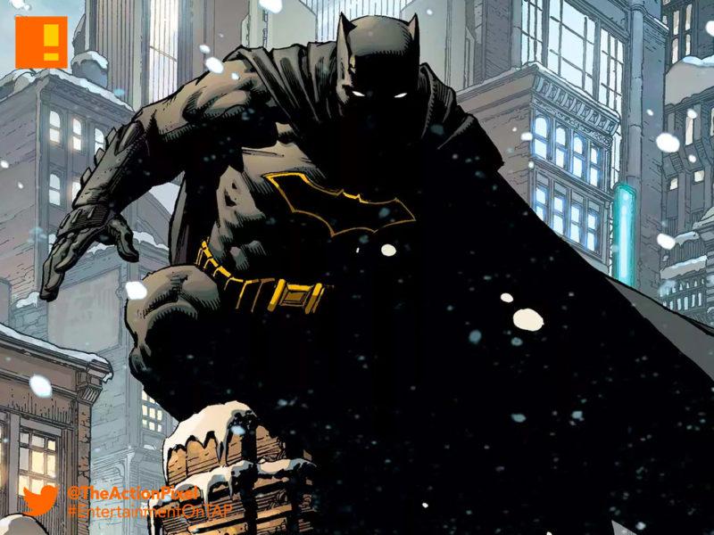 batman,ninja,dc comics, dc entertainment , the action pixel, entertainment on tap,