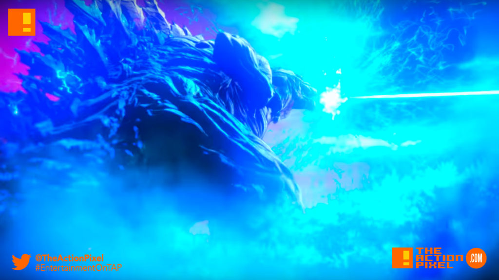 godzilla, gozilla: monster planet, monster planet, anime, the action pixel,entertainment on tap, planet of the monsters, godzilla: planet of the monsters