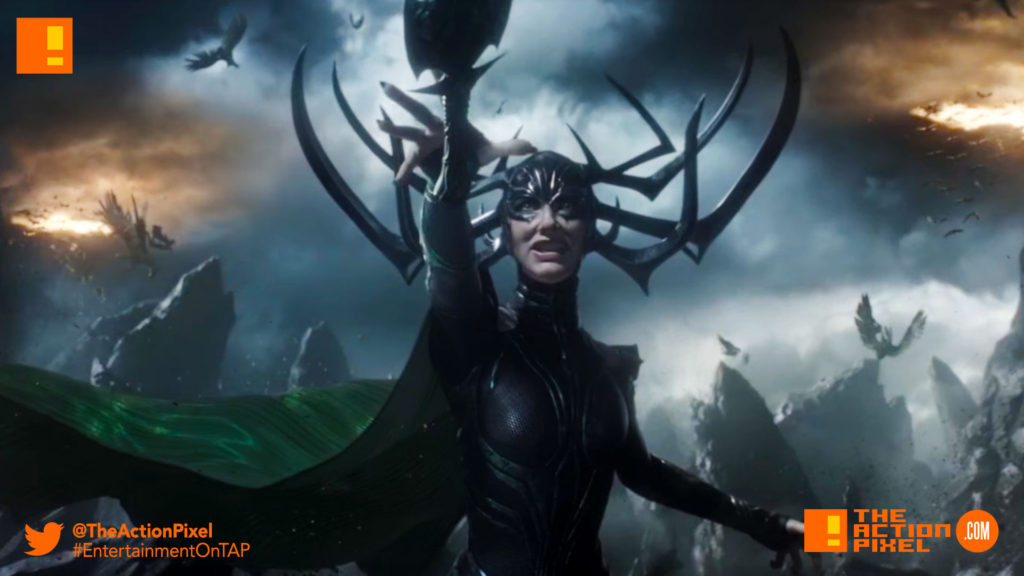 hela, thor ragnarok, hulk, entertainment on tap, the action pixel, marvel comics, mark ruffalo, thor, avengers 3, infinity war, doctor strange, marvel studios, tv spot