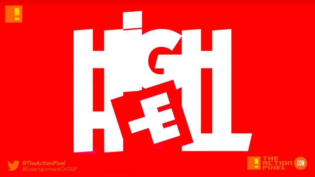 high hell, devolver digital, launch trailer, trailer,the action pixel