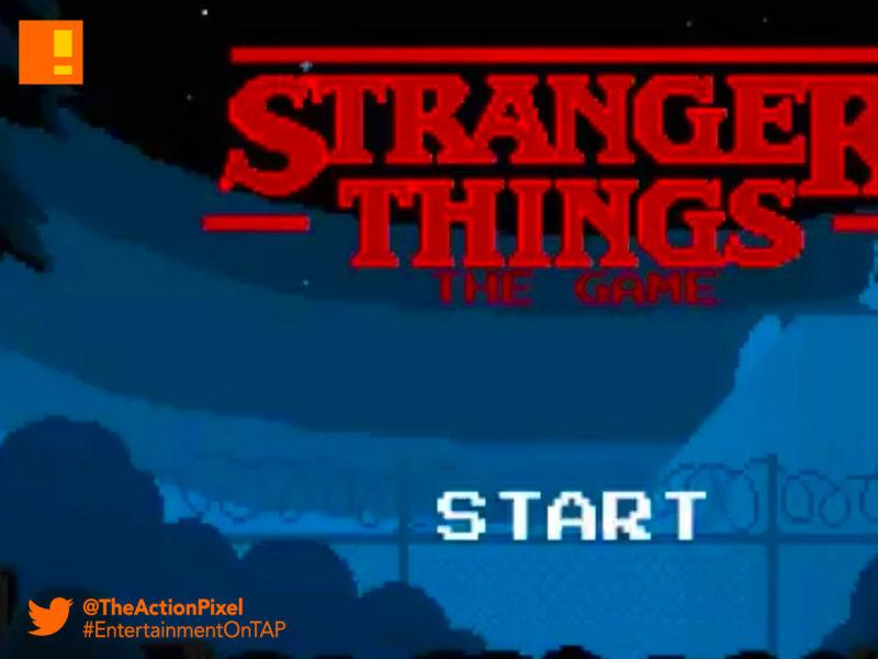 stranger things, mobile game, stranger things: the game, bonus xp, netflix,8-bit,pixel, roleplaying,mobile game,the action pixel, entertainment on tap
