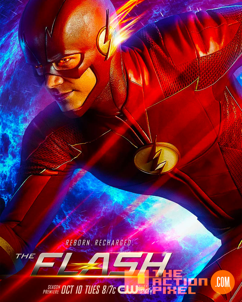 flash, dc comics, rebirth, season 4, trailer ,poster , dc comics, the cw network, stills,barry allen,