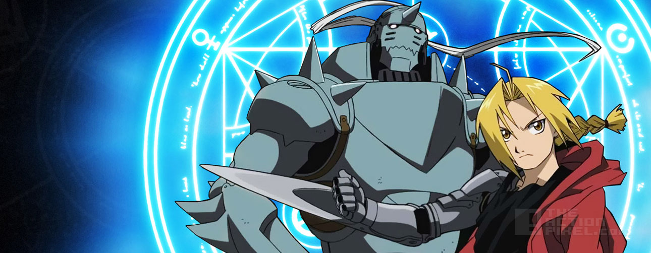 FullMetal Alchemist on The Action Pixel.com