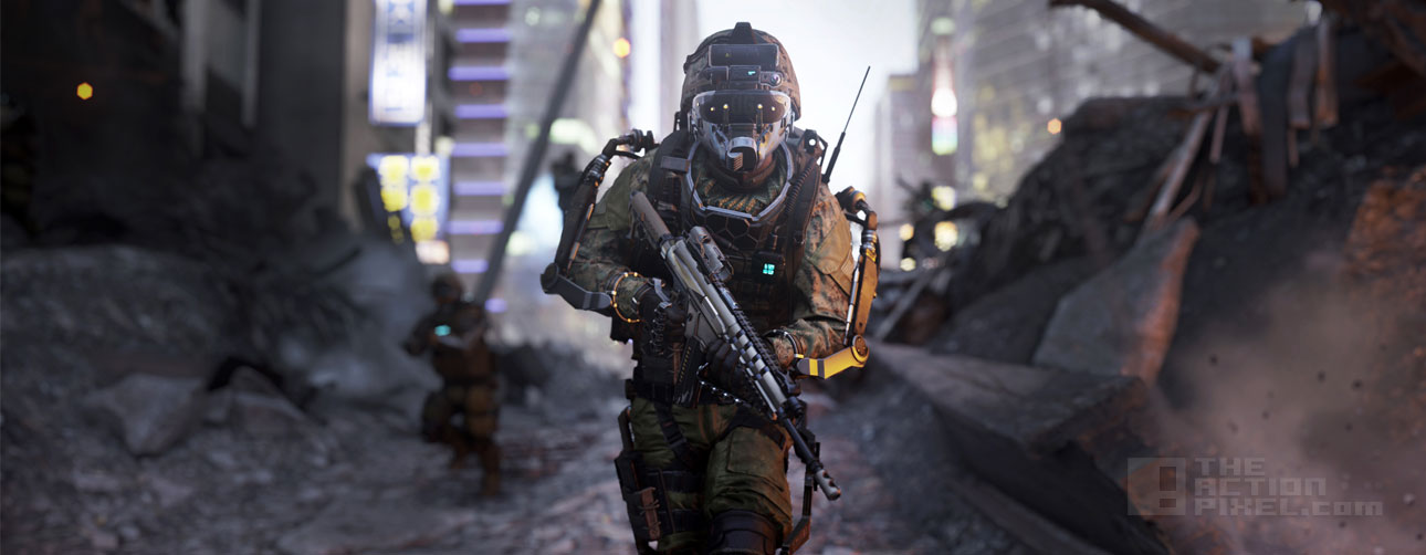 Call Of Duty: Advanced Warfare @ theactionpixel.com