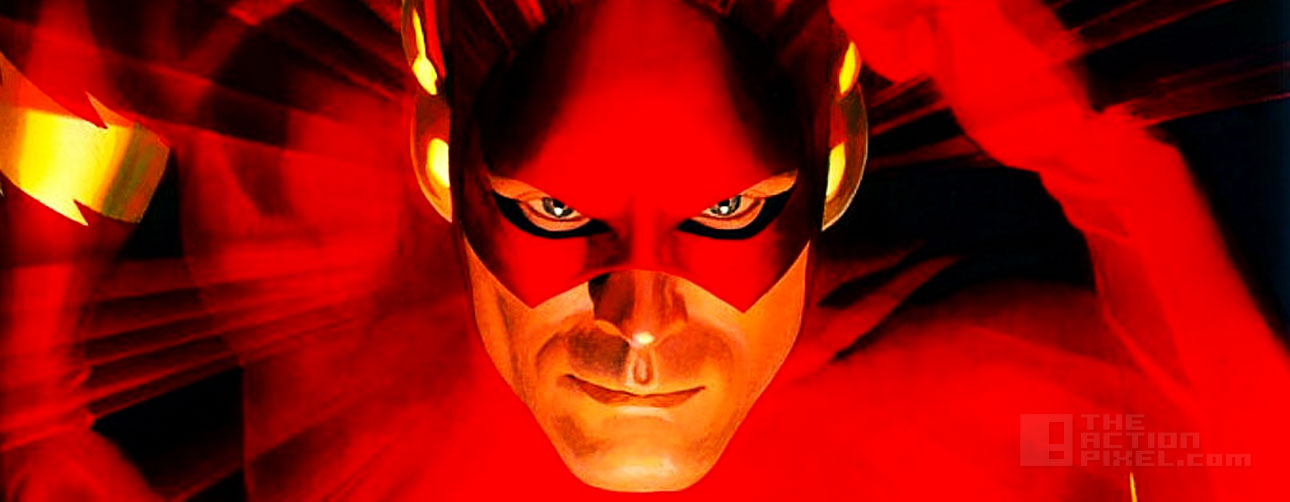 Flash comes to the cinema in 2018 @ theactionpixel.com