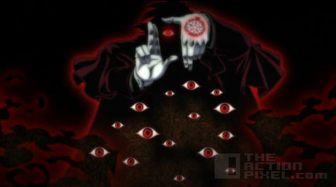 Alucard at level 0. THE ACTION PIXEL @theactionpixel