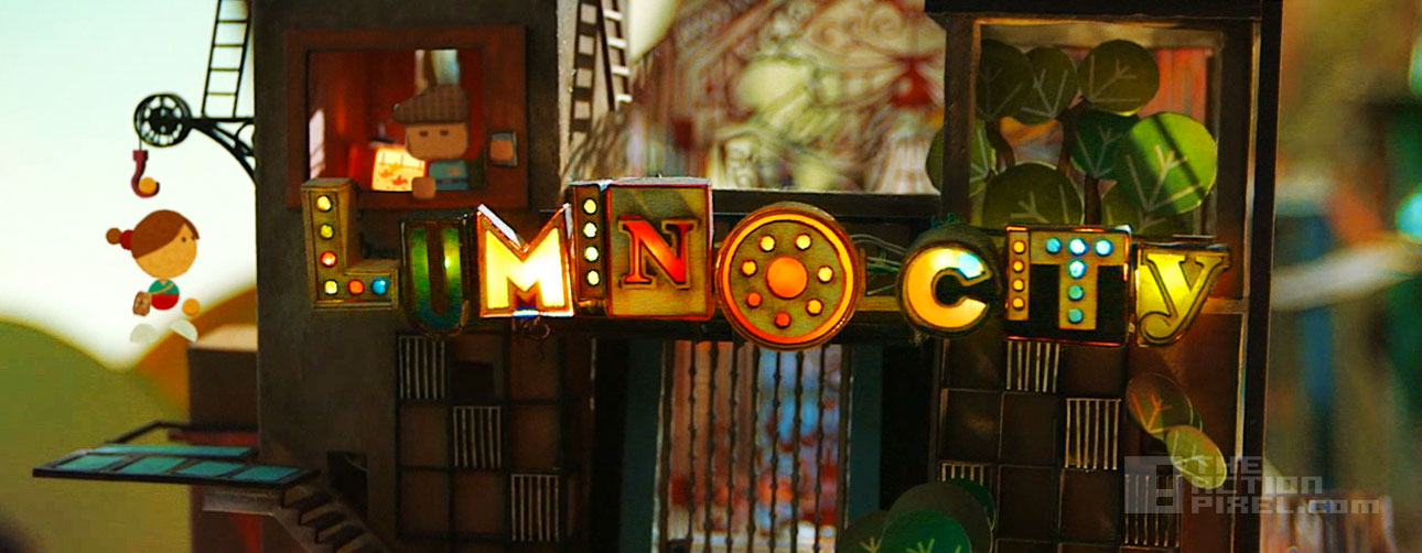 """lumino city"" by State of Play. The Action Pixel. @TheActionPixel"