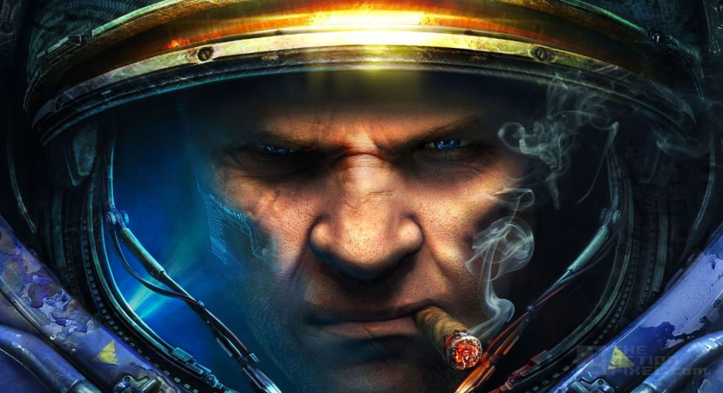 Starcraft 2: Legacy Of the void. THE ACTION PIXEL @theactionpixel