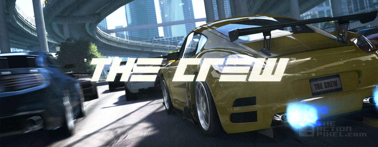 The crew the action pixel @theactionpixel