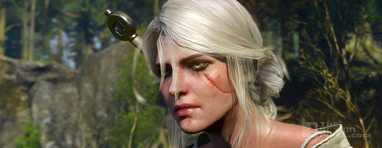 the WITCHER 3: wild hunt. CD Projekt Red. CIRI. The Action Pixel. @TheActionPixel