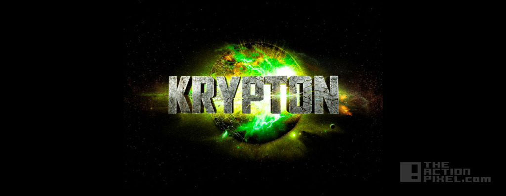 krypton syfy series. The Action Pixel. @TheActionPixel