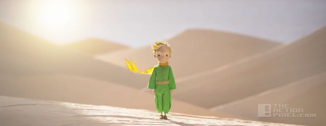 le petit prince. The Action Pixel. @TheActionPixel