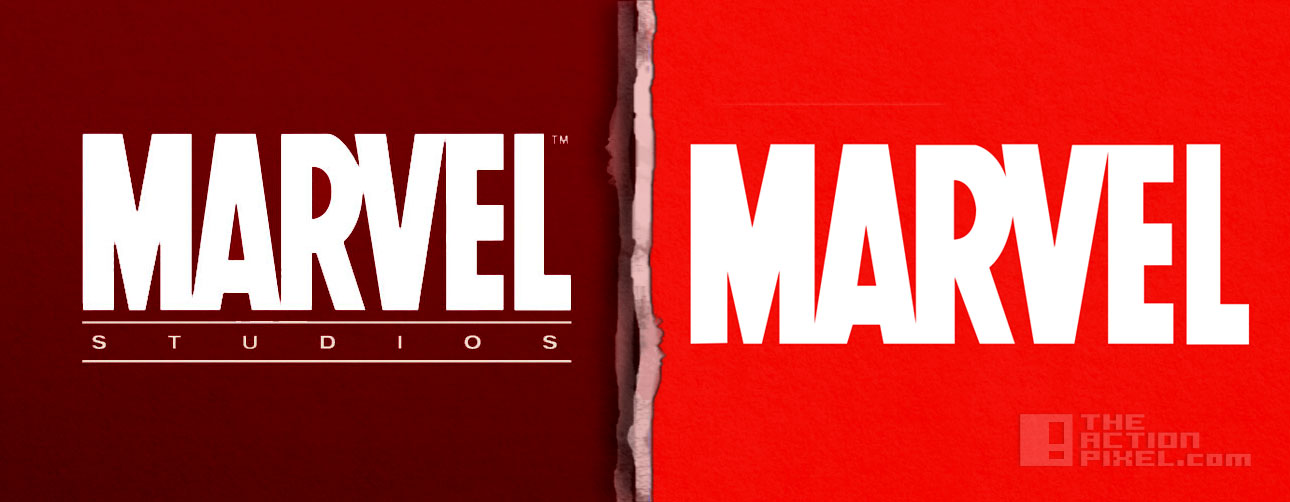 marvel studios V marvel. The Action Pixel. @TheActionPixel