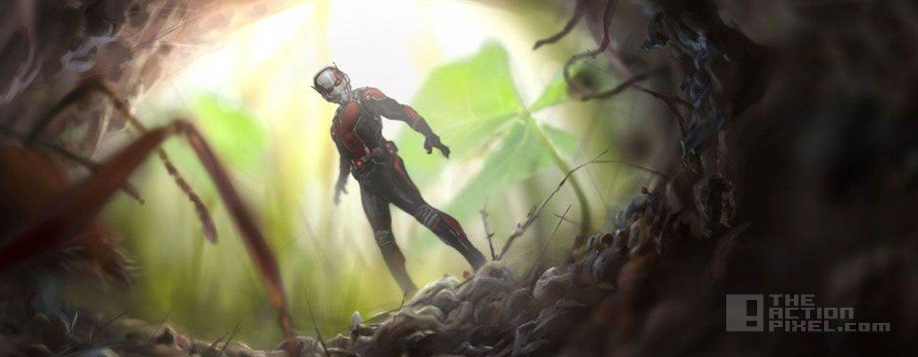 Marvels ant-man new still images. The Action Pixel. @theactionpixel #entertainmentontap