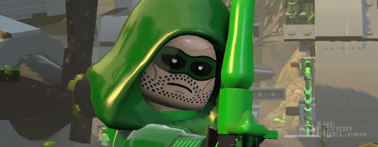 arrow DLC. Lego Batman 3. #EntertainmentOnTAP @theactionpixel . the action pixel