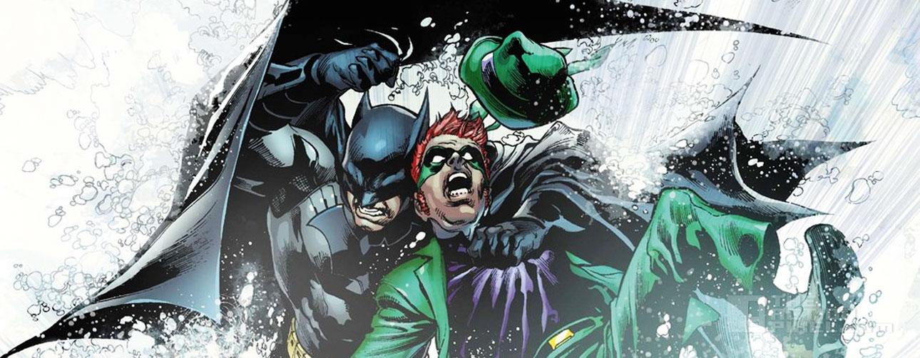 Batman Eternal #40. cover DC Comics. The Action Pixel. @theactionpixel