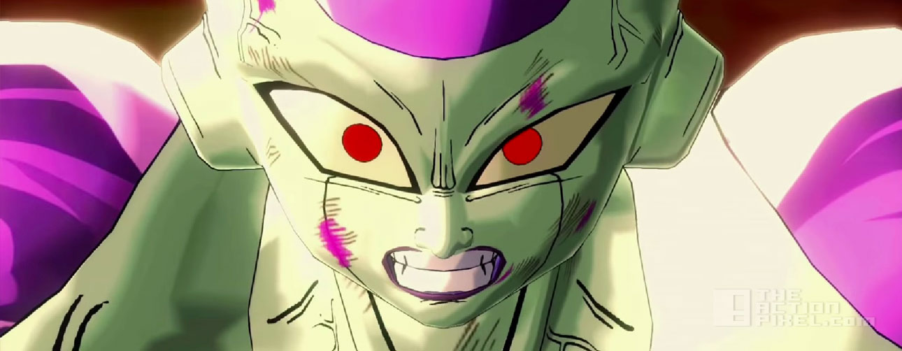 frieza. Dragon ball Xenoverse. The Action Pixel. @theactionpixel