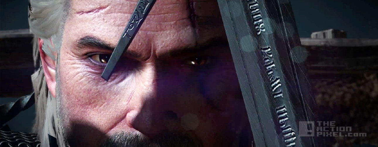 The witcher 3: wild hunt Gameplay. Entertainment On TAP. the action pixel. @theactionpixel
