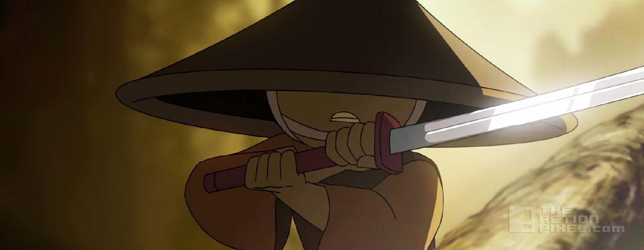 Ninjai: The little Ninja. The Ninjai Gang. The Action Pixel. @theactionpixel