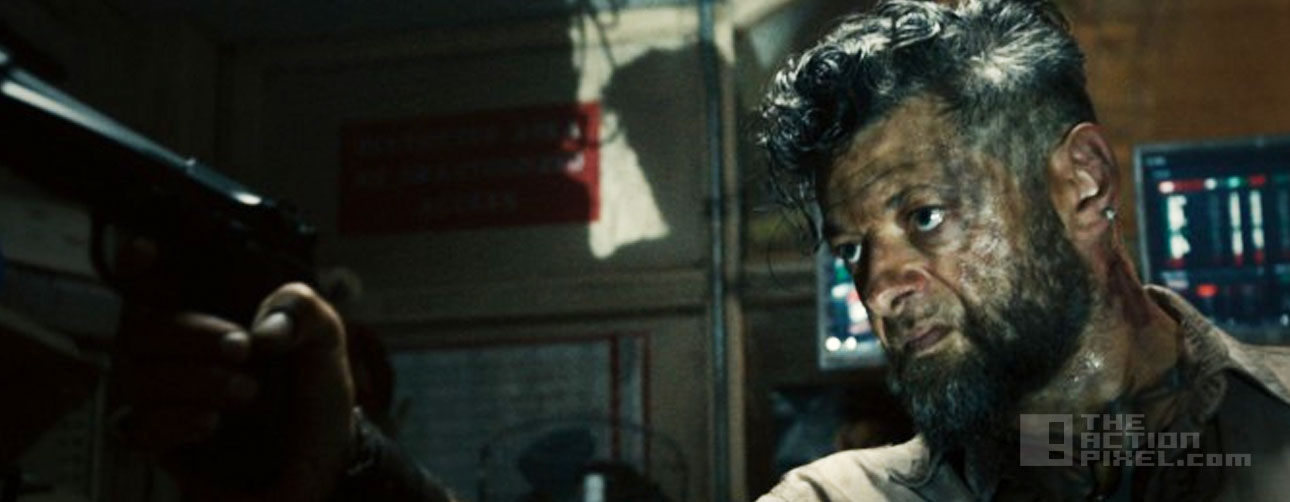 andy serkis is ulysses Klaw in avengers age of ultron. The action pixel. @theactionpixel