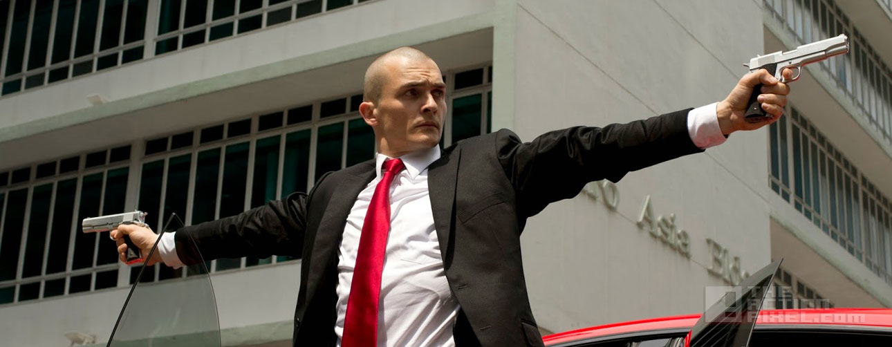 Hitman Agent 47. 20th century fox. io interactive. the action pixel @theactionpixel