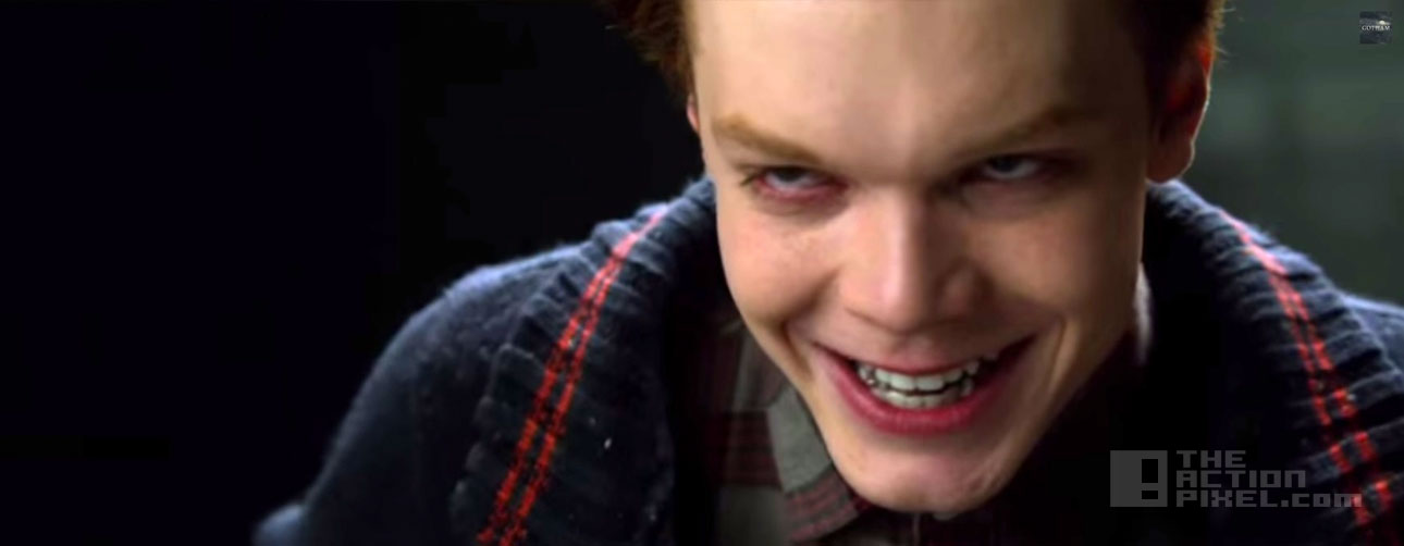Cameron Monaghan. Jerome in Gotham. the action pixel. @theactionpixel