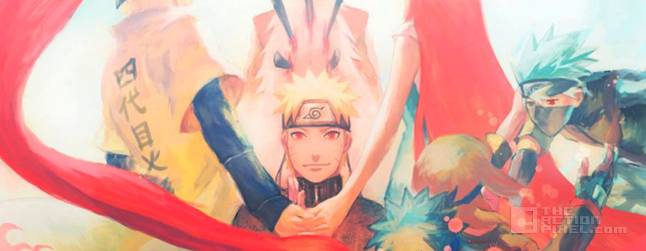 the last: naruto the Movie. the action pixel. @theactionpixel