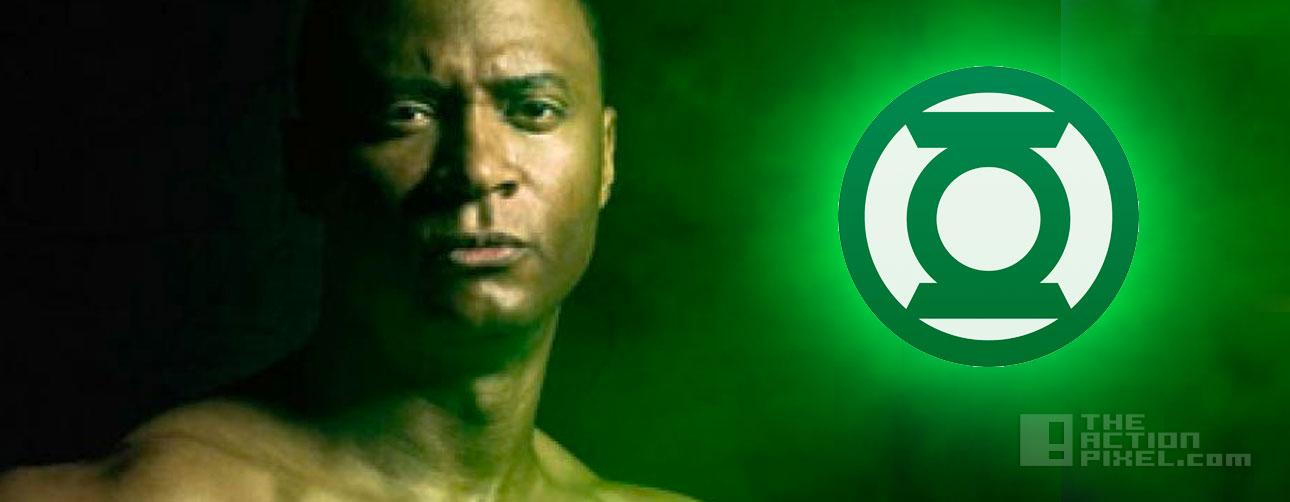 ramsey Green Lantern. the action pixel