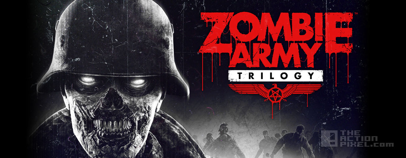 zombie army Trilogy. Rebellion. The action pixel. @theactionpixel