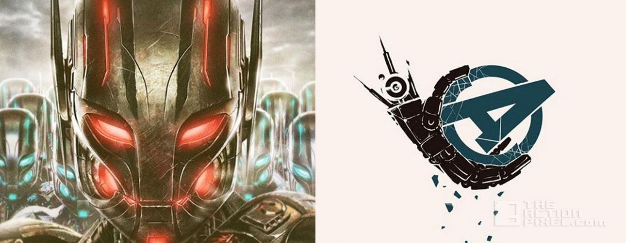 Age Of Ultron. avengers. marathon. poster. amc theatres. the action pixel. @theactionpixel