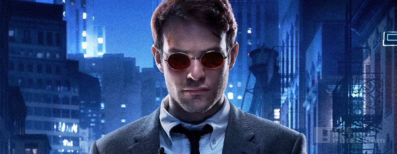 Charlie Cox as Matt Murdock. Daredevil. marvel . netflix. the action pixel. @theactionpixel