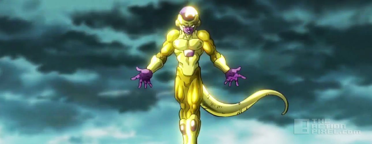 frieza Banner. Dragon ball z: resurrection of F. The ACTION PIXEL. @THEACTIONPIXEL