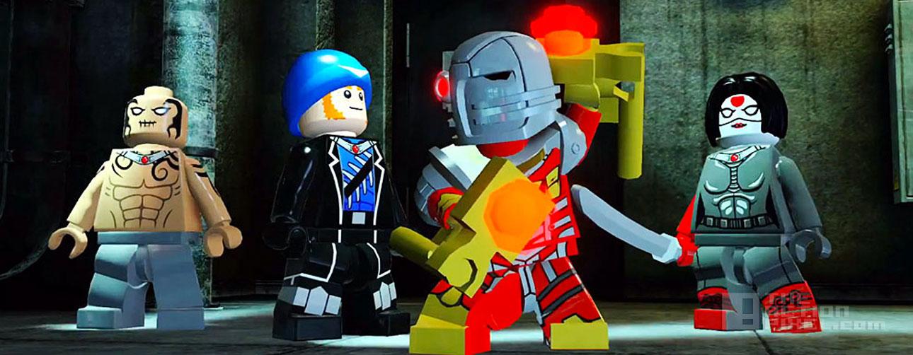 lego batman 3 the squad pack. the action pixel. @theactionpixel