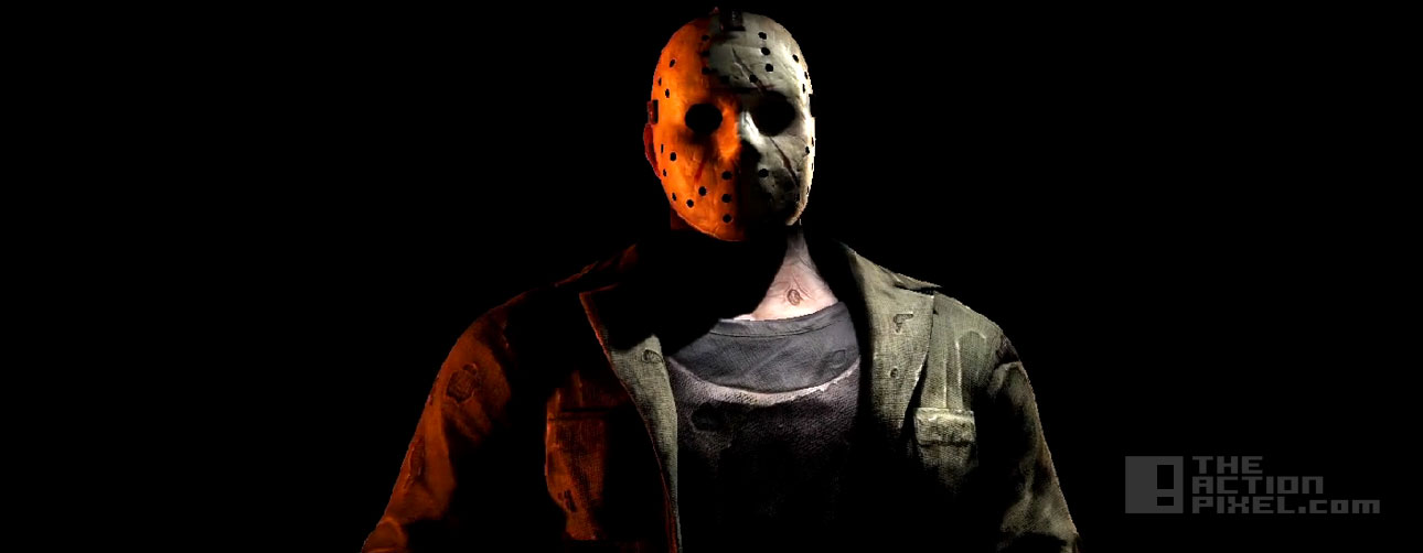 mortal kombat x. jason voorhees, the action pixel @theactionpixel