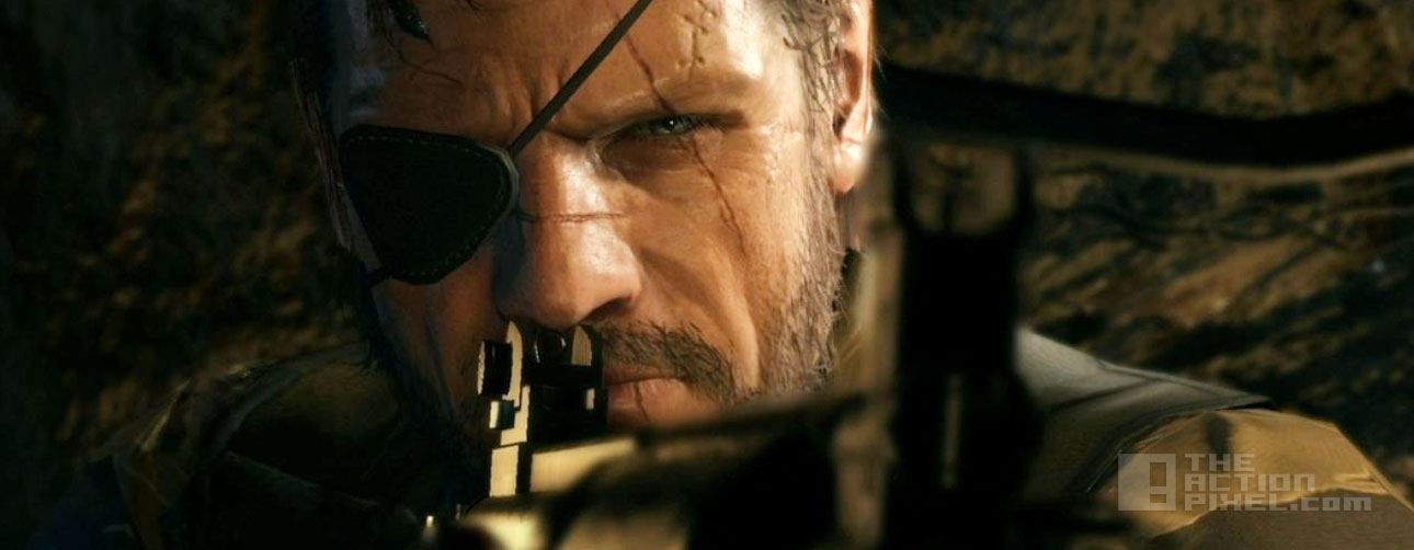 snake metal gear solid. the action pixel. @theactionpixel