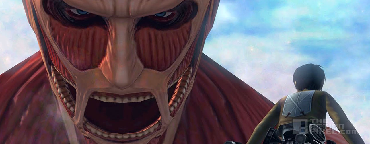 attack on titan Humanity In Chains. the action pixel. @theactionpixel