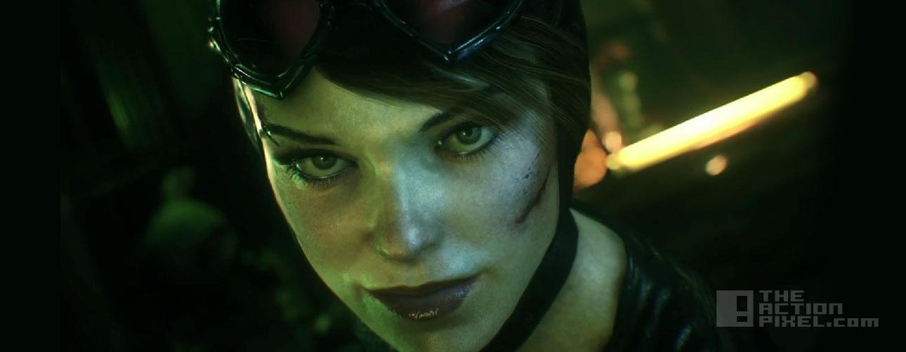 catwoman Arkham Knight. batman. rocksteady. the action pixel. @theactionpixel
