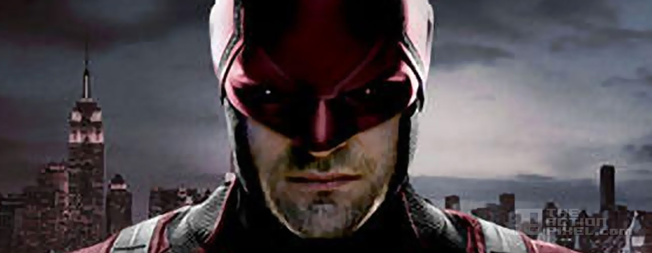 Daredevil Costume. netflix. marvel. the action pixel. @theactionpixel