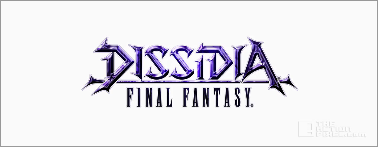 dissidia final fantasy. the action pixel. @theactionpixel
