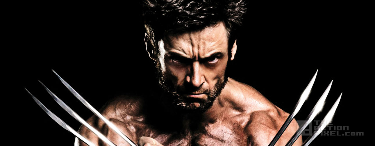 hugh jackman wolverine. the action pixel. @theactionpixel. Marvel. 20th century fox