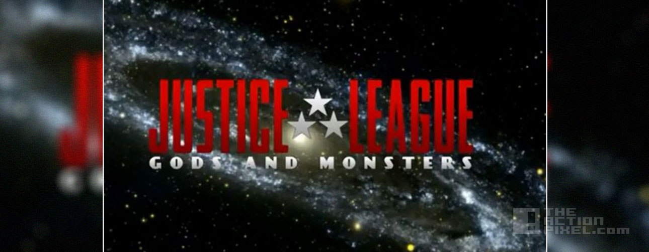 Justice League: Gods and Monsters. dc comics. wb animation. the action pixel. @theactionpixel