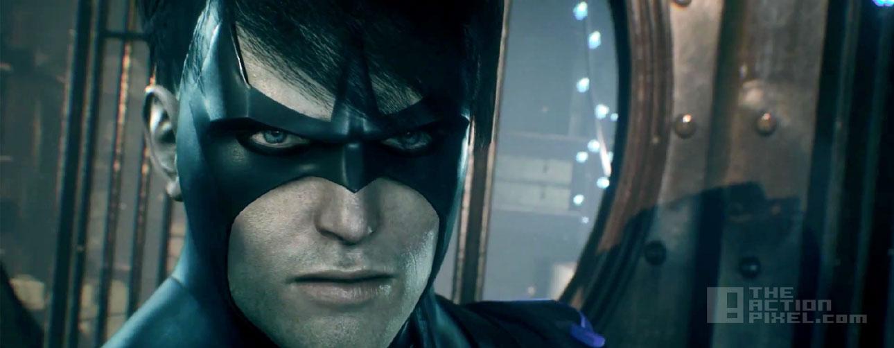 nightwing 1Day trailer. Batman Arkham Knight. the action pixel @theactionpixel
