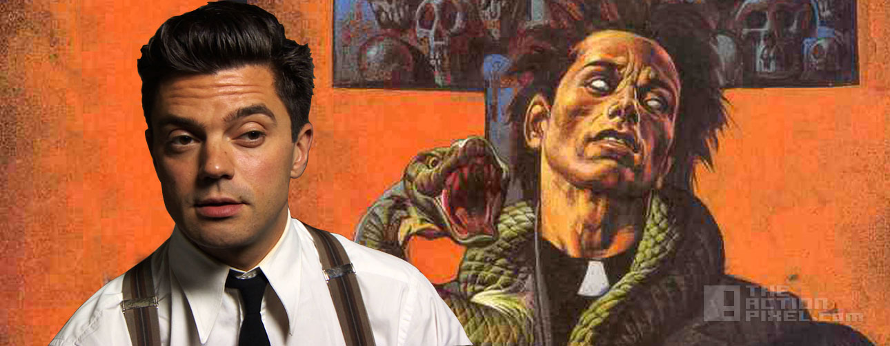 preacher Dominic cooper. Preacher. vertigo. dc comics. AMC. @theactionpixel the action pixel