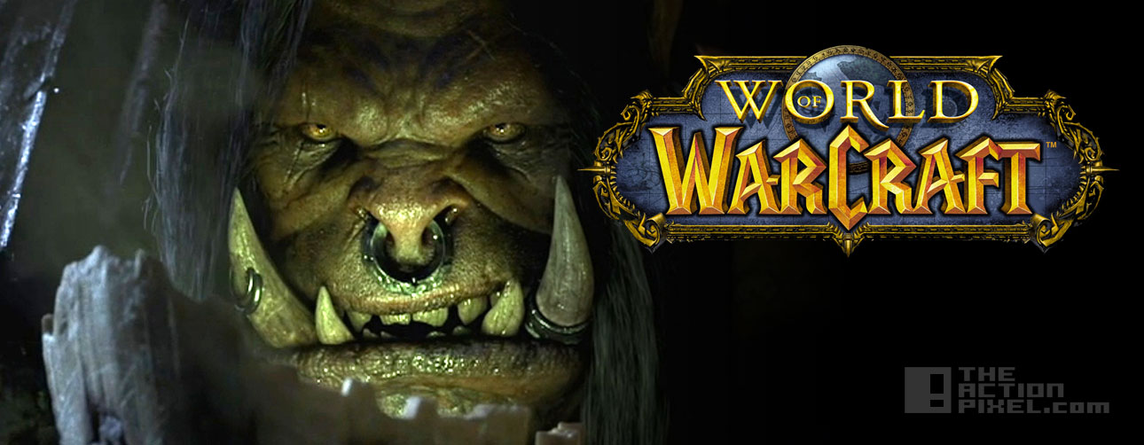 world Of Warcraft. the action pixel. @theactionpixel