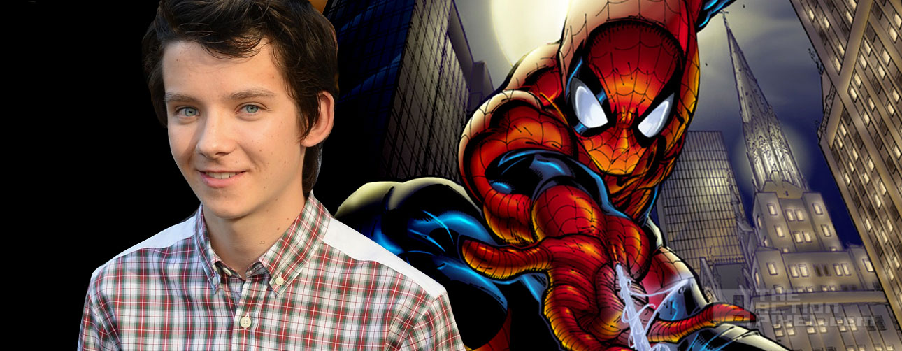 is asa butterfield Spiderman? marvel, mcu, entertainment on tap. the action pixel. @theactionpixel