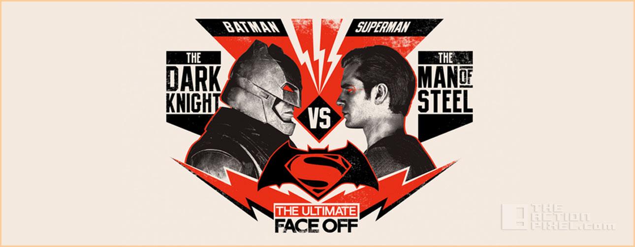 bvsmatch1 batman v superman.: dawn of justice. the action pixel . @theactionpixel. dc comics.
