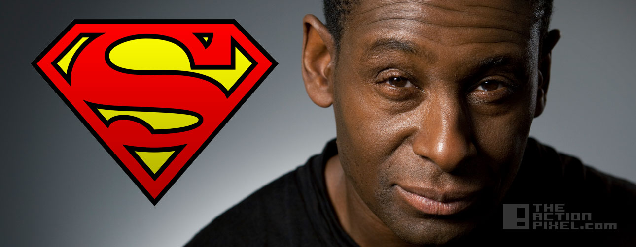 david harewood Supergirl. cbs. dc comics. the action pixel. @theactionpixel