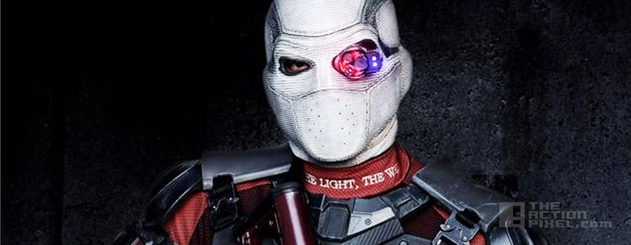 deadshot. the action pixel. @theactionpixel suicide squad